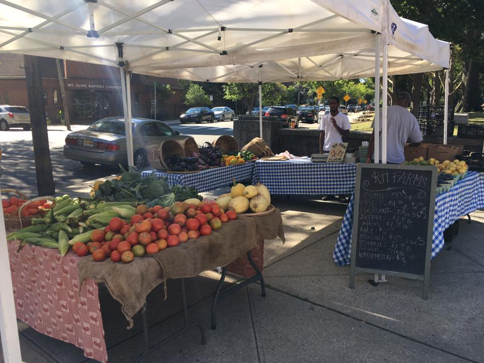 picture of our farmer's market