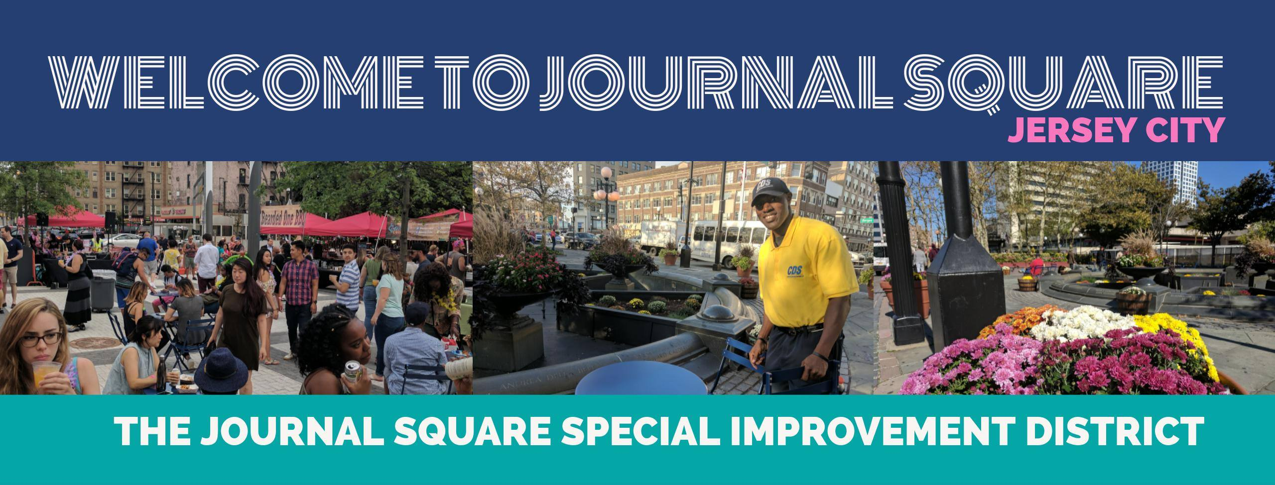 Welcome to Journal Square
