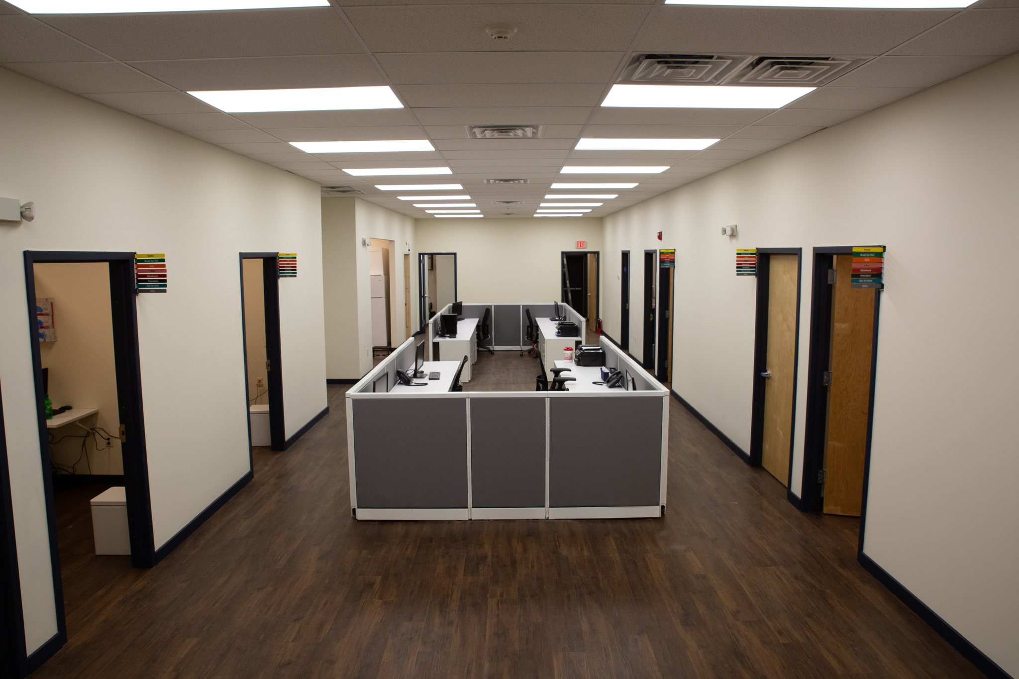 NOWmed Walk-In Urgent Care Interior