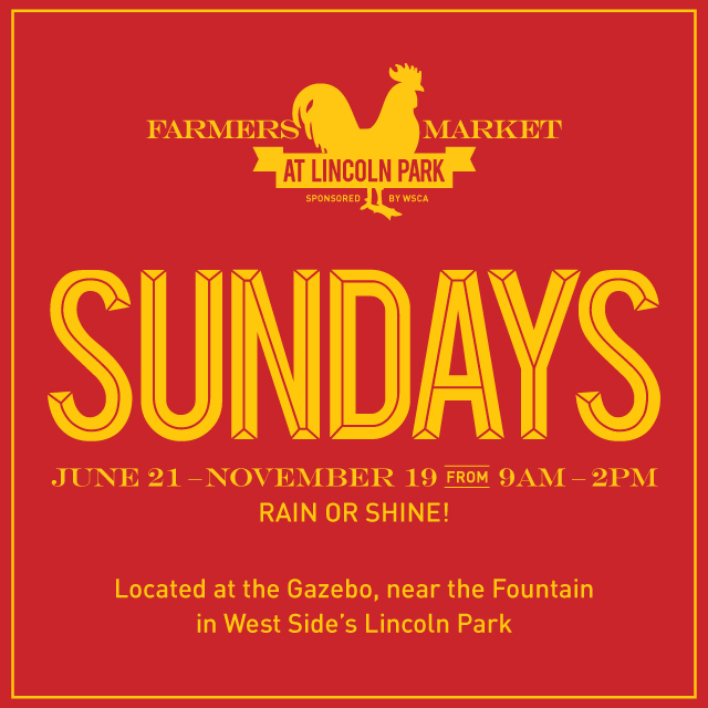 Farmers Market at Lincoln Park