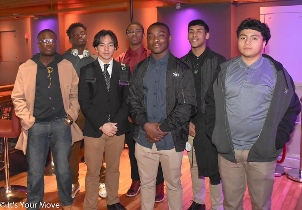 These young men are committed to improve their community one ward at a time.