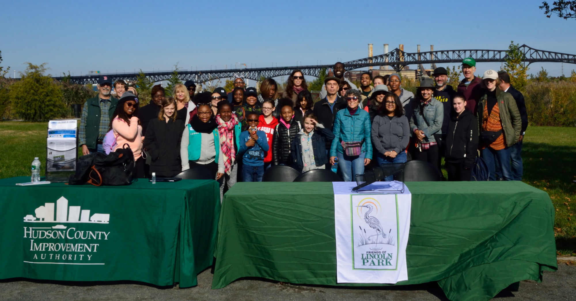 The girls scouts came to explore and learn about the WetLands and Lincoln Park West history