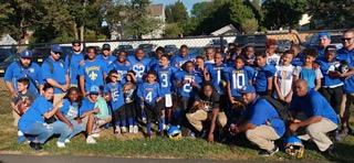 Youth Football and Cheer