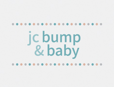 JC Bump and Baby